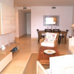 TWO BEDROOMS AND TWO BATHROOMS APARTMENT IN THE MARINA