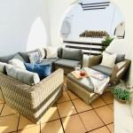 Incredible 4 bedroom apartment overlooking the river Guadiaro in Polo de Sotogrande, Sotogrande Costa